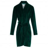 Cyell Velvet Badjas Green