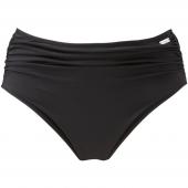 Fantasie Swim Versailles Figurformende Bikini-Hose Plissee-Optik Schwarz
