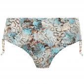 Fantasie Bademode Manila Verstellbare Bikinihose Iced Aqua