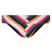 Beachlife French Braid Bikinihose mit Umschlag