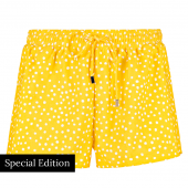 Beachlife Yellow Dot Shortje